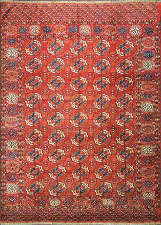 A TEKKE MAIN CARPET