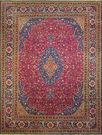 A Dabir Kashan Carpet