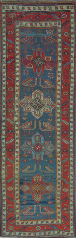 An Akstafa Long Rug