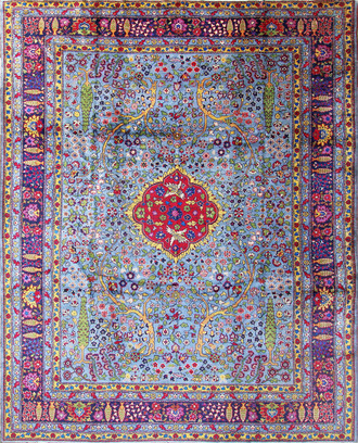A  Northwest Indian Carpet