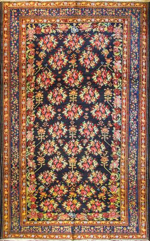A Bakhtiari Carpet