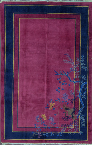 A Peking Chineese Carpet