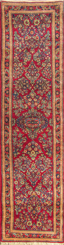 Amazing Sarouk Runner
