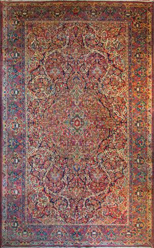 A Sarouk Mahajeran Carpet