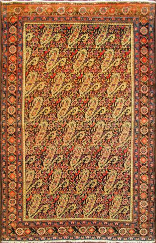 An Senneh Melayer Rug