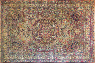 A Kermanshah Carpet