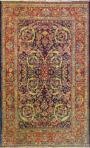Royal Kashan Rug