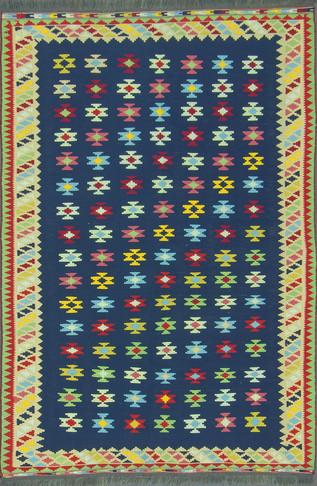 Persian Ghashghai Kilim