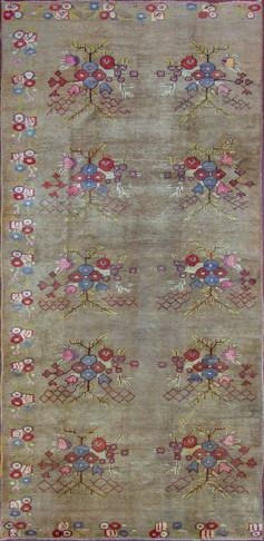 An Oushak Carpet
