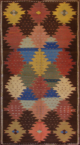 A Southwest Persian Kilim