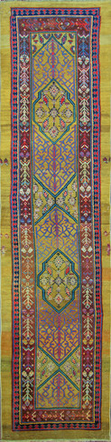 Antique Bakshaish Runner