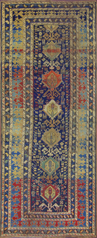 A Shirvan Long Rug