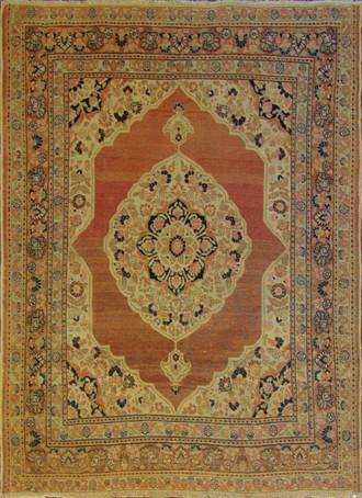 PersianTabriz Hajji rug