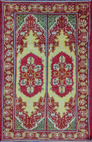 Antique Turkish Ushak