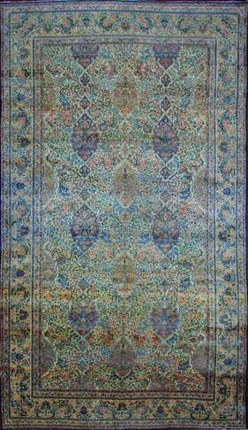 A  Kerman Laver Carpet