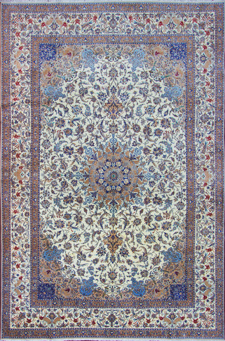 A Nain Carpet