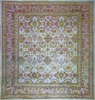An  Amristar Carpet