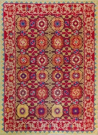 An English Carpet