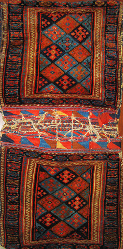 A Kurdish Saddle Bags
