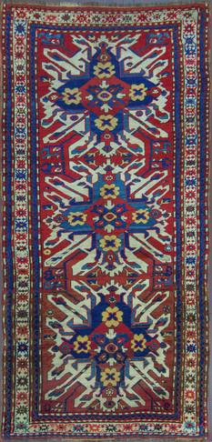 A Eagle Kazak Rug