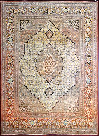 A TABRIZ Hajji Jalil CARPET