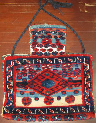 An Azerbaijan Salt Bag