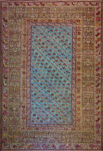 Amazing Ghiordesh Carpet