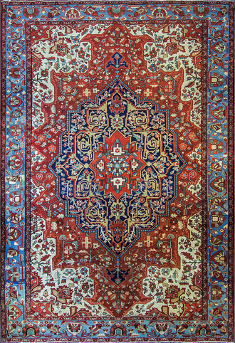 Splendid Feraghan Sarouk Carpet