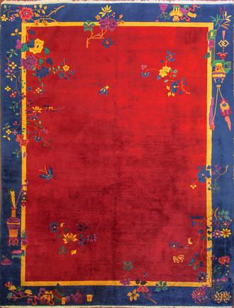 Wonderful Art Deco Carpet