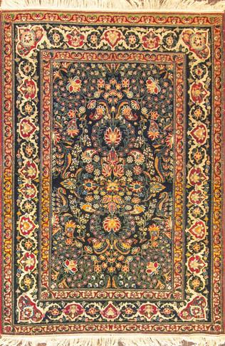 An Isfahan Rug
