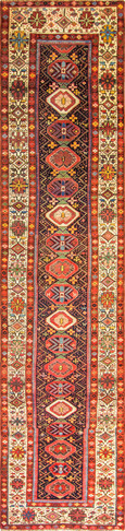 Amazing Antique Bakhtiari Runner