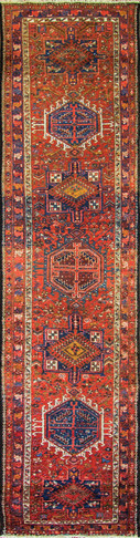 Attractive Persian Karajeh Runner