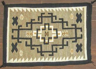 Circa 1930, Navajo regional rug