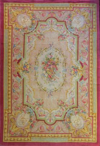French Savonnerie, Aubusson Classic Carpet