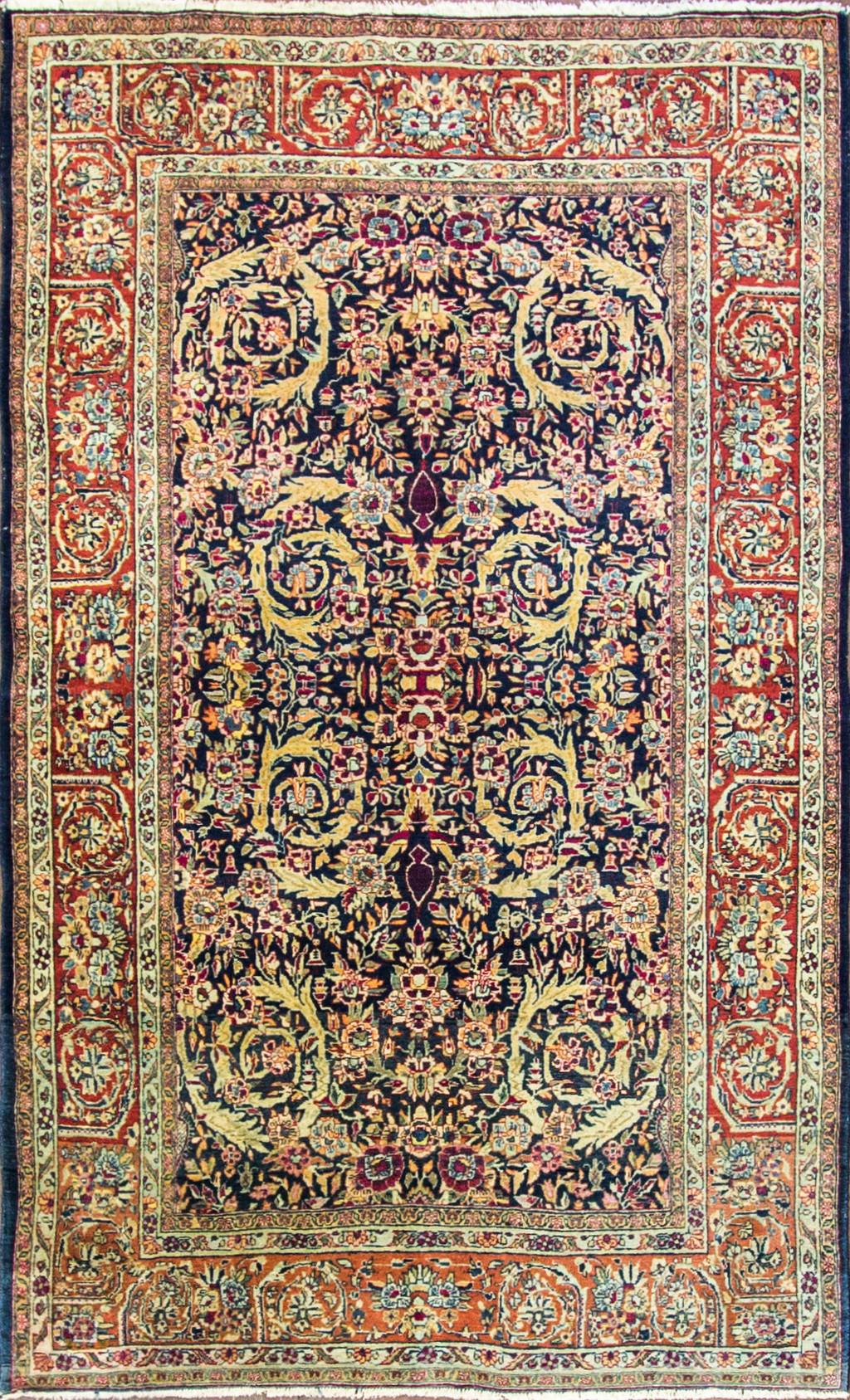 Royal Kashan Rug
